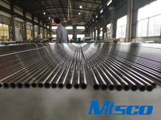 TP316 / 316L Stainless Steel Seamless Tube Size 6 - 50.8mm Superior Surface Finish