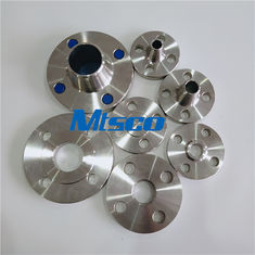 China Forged Welding Neck Flanges Pipe Fittings PN20 - PN420 F316L Stainless Steel factory