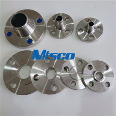"China 304 / 304L Raw Material Flanges Pipe Fittings , Stainless Steel Flange WNRF 1 "" 150LB factory"