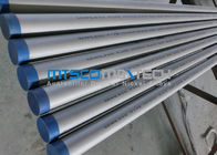 2205 Material Duplex Steel Tube Hydraulic Test With Pickling Surface