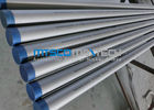 China 2205 Material Duplex Steel Tube Hydraulic Test With Pickling Surface factory