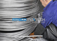 China Bright Annealed Stainless Steel Coiled Tubing For Oil And Gas Industry factory