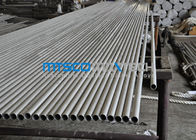 EN10216-5 D4 / T3 Cold Rolled SS Seamless Tube 1.4306 / 1.4301 / 1.4541 supplier