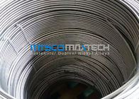TP304 9.53 x 0.71 x 172000 mm Coiled Stainless Tubing Mesh Belt Furnace Annealing supplier
