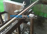 TP304 / TP316 Bright Annealed Tube Mesh Belt Furnace Annealing