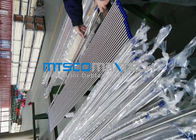 100 % PMI Testing Customized Bright Annealed Tubes Fixed Length 6000mm supplier