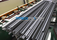 DN6 / 8 / 10 S31803 / S32750 Duplex Steel Tube Cold Rolled Tube For Chemical Industry supplier