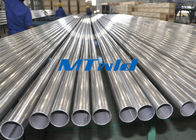 ASTM A269 / ASME SA269 ERW Stainless Steel Tube For Oil And Gas Industry supplier