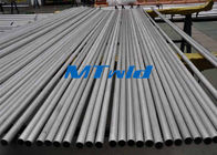 EFW Annealed / Pickled Welded Stainless Steel Tubing With Fixed 6m Length supplier