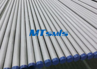 China 12 Inch Sch40 TP347 / 347H Austenitic Stainless Steel Seamless Pipe Plain End Cut factory