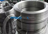 Bright Annealed Stainless Steel Coiled Tubing S30908 / S31008 8mm Precision supplier