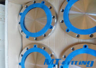 Class150-2500 ASTM A815 S31803 / 2205 / F51 Stainless Steel Flange / Duplex Steel Blind Flange supplier