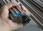 China TP347 / 1.4550 SS Sanitary Tube Size 25.4*2.11mm For Fuild Industry factory