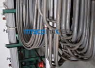 TP347 / 347H Stainless Steel Heat Exchanger Tube Size 25.4*2.11mm For Oil Industry supplier