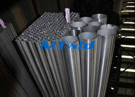 ASTM A249 / ASME SA249 TP304L / 1.4306 ERW Stainless Steel Welded Tube / Welding Round Tube supplier