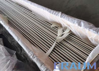 Bright Annealed Nickel Alloy Tube ASTM B829 Inc 625 / Inc 617 Nickel Alloy Pipe supplier
