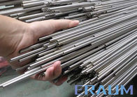 Bright Annealed Nickel Alloy Tube , ISO 9001 / PED , ANSI B36.19 ASTM B829 / ASME SB829 , ASTM B167 , ASTM B444 supplier