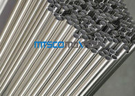 ASTM A270 TP304 / 304L Stainless Steel Welded Tube For High Pressure Power Boiler supplier
