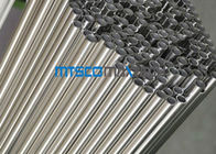 1.4306 / 1.4404 Seamless Stainless Steel Sanitary Tube For Construction / Ornament