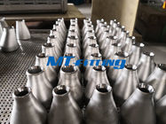 China ASTM A182 Stainless Steel Reducer Cold Forming Pipe Fitting For Connection factory