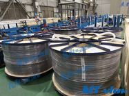 1 / 2 Inch Nickel Alloy Welded Coiled Tubing Alloy 825 BA Surface supplier