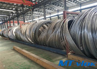 1 / 4 Inch Nickel Alloy Tube Welded Coiled Tubing With Bright Annealed Surface