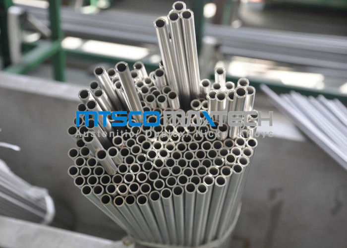China ASTM A269 Stainless Steel Cold Drawn Seamless Tube For Instrument factory