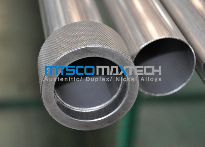TP304 , TP304L , TP316 , TP316L Welding Stainless Steel Tubing ERW / EFW , Welding Round Tube supplier