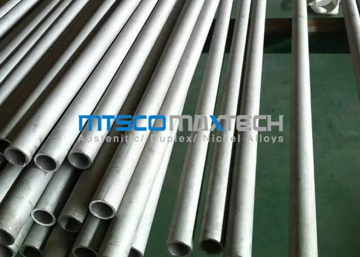 TP310S Stainless Steel Seamless Tube with Hydraulic Testing ISO 9001 / PED supplier
