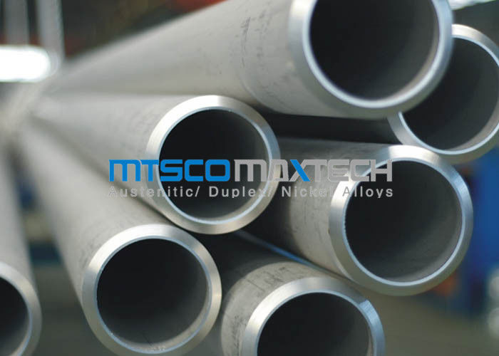 China Food Industry Duplex Stainless Steel Tube ASTM A789 UNS S32750 factory