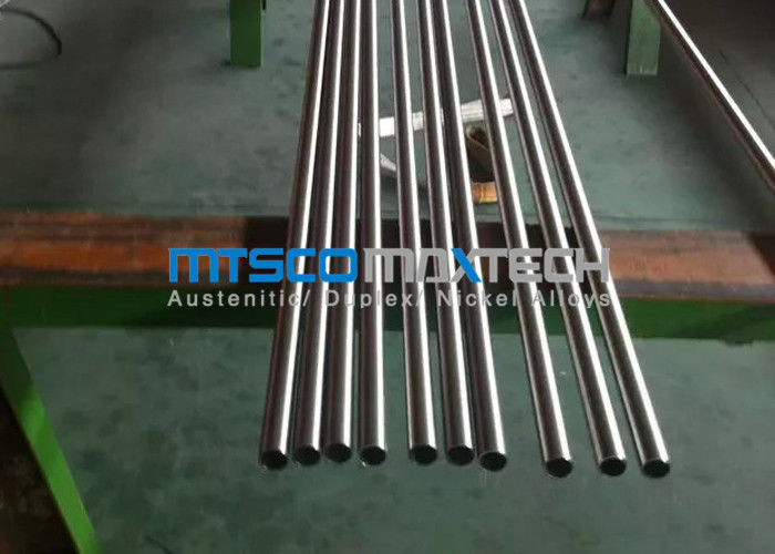 Tp s stainless steel instrument tubing bright annealed