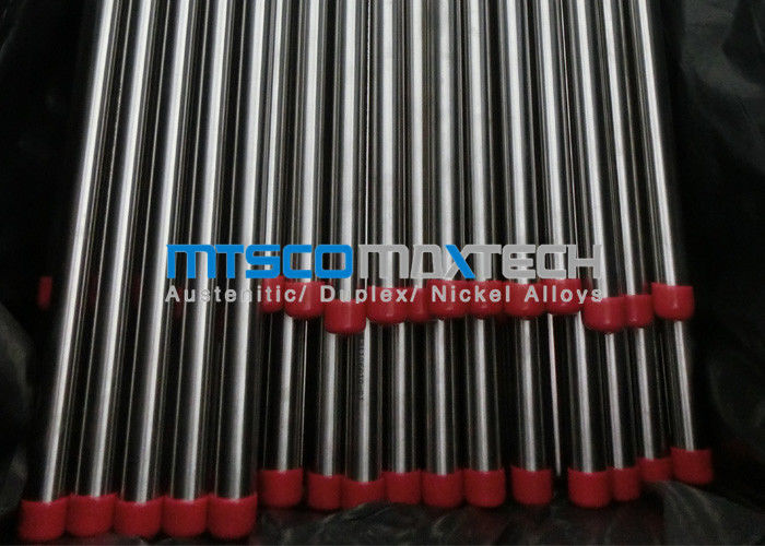 EN10216-5 TC 1 D4 / T3 Stainless Steel Hydraulic Tubing For Fuild And Gas , Annealing Tubing supplier