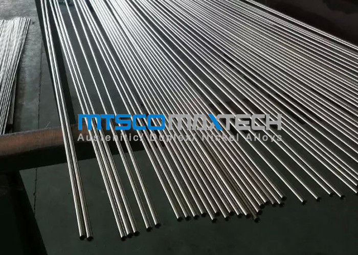 X2CrNiMo17-12-2 1.4404 SS Fuild Instrument Tubing ISO 9001 / PED ASTM A269 / A213 supplier