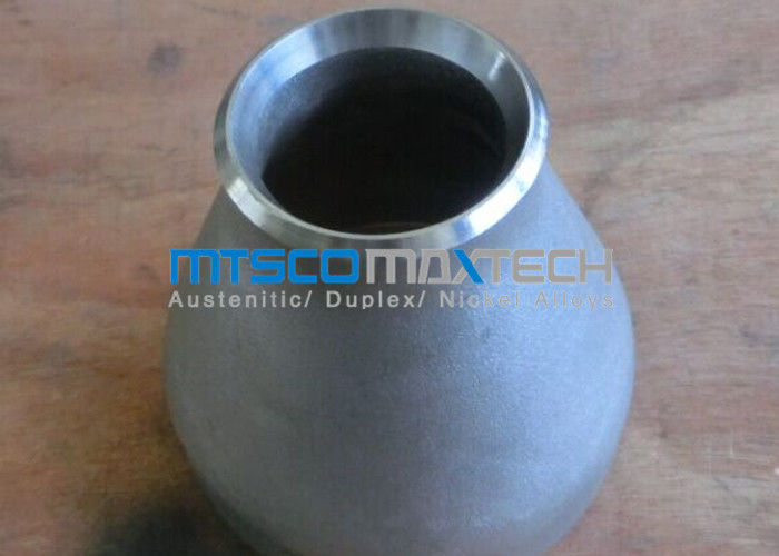 ASTM A815 / ASME SA815 F51 / F53 Duplex Steel Eccentric Reducer Pipe Fitting supplier