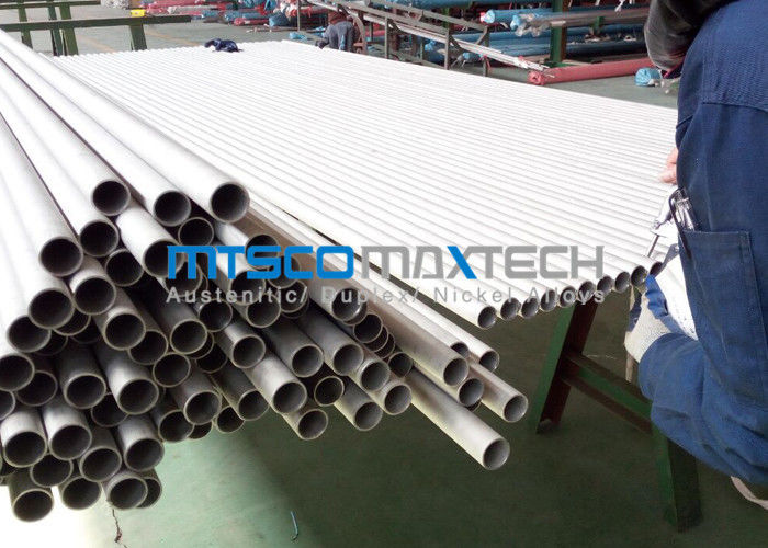 China SMLS Duplex Stainless Steel Seamless Tube S31803 / S32205 / S32750 factory