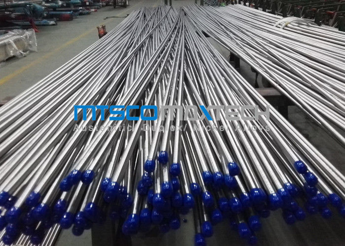2205 Duplex Steel Tube , seamless stainless steel tubing Cold Rolled supplier