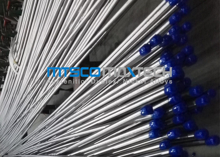 China Seamless Duplex Stainless Steel tube ASTM A789 S31803 / 2205 / 1.4462 factory