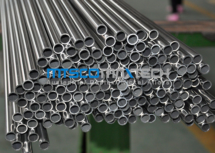 China X2CrNi19-11 High precision steel tube / Straight Length Cold Drawn Tube factory