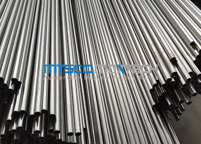 Bright annealed surface stainless steel instrument tubing