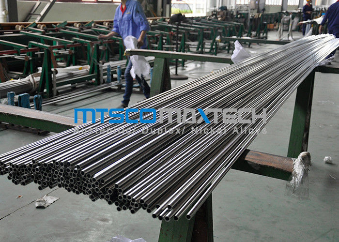 EN Standard TP 310 Stainless Steel Tubes , Stainless Steel Instrumentation Tubing supplier