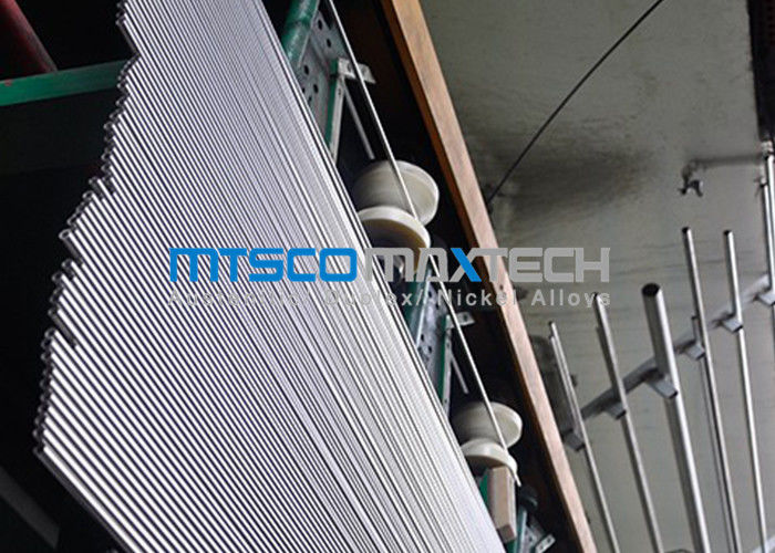 China Bright Annealed Surface Duplex Steel Tube Straight Length Cold Rolled Tube factory