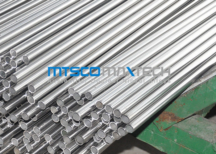 China Instrument Cold Drawn Tubing 1.4550 TP347 Bright Annealed Instrument Piping factory