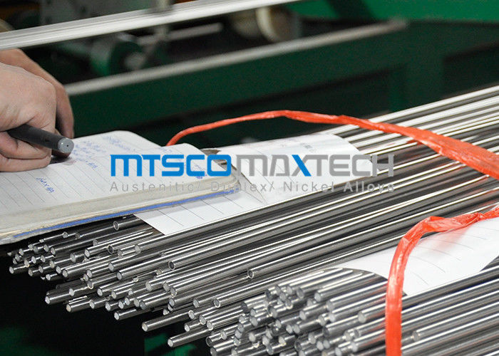 China 1.4401 316 Stainless Steel Instrument Tubing Cold Drawn For Gas Industry factory