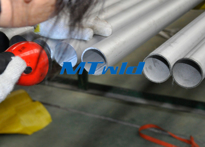 DN 8 / 10 / 12 TP316L Welded Stainless Steel Pipes Precision ISO 9001 Certificate supplier
