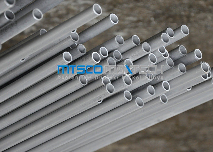 China 19.05mm * 1.5mm Duplex Stainless Steel Tube 10 FT / 20 FT Length Corrosion Resistant factory