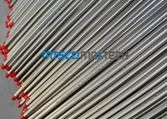 Cold Rolld 6096mm TP317L Stainless Steel Instrument Tubing ASTM A269 / ASME SA269 supplier