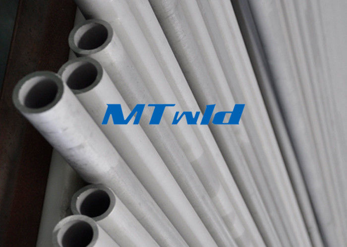 TP316L / S31603 Stainless Steel Welded Pipe , EFW Class 1 Double Welded Pipe supplier