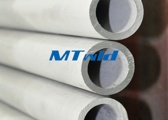8BWG ASTM A358 TP304L / 1.4306 ERW Steel Pipes Double Welded Annealed Surface supplier