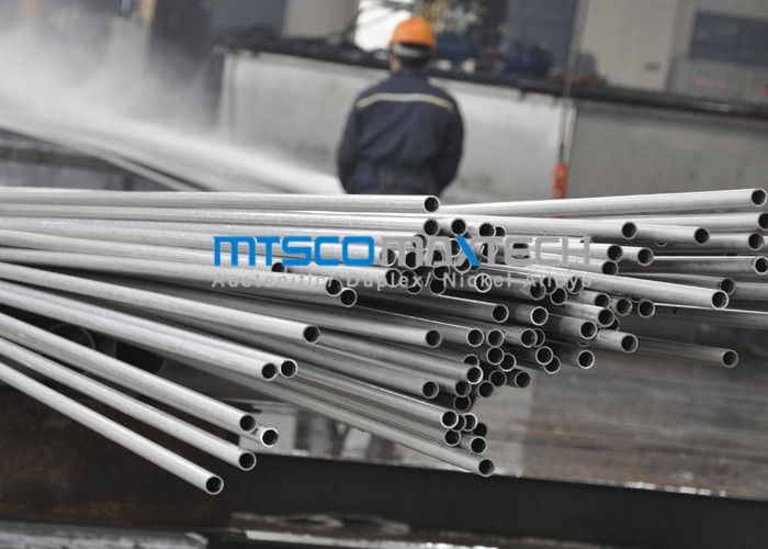 China ASTM A789 / ASME SA789 S32205 / S31803 1.4462 Duplex Stainless Steel Tube factory