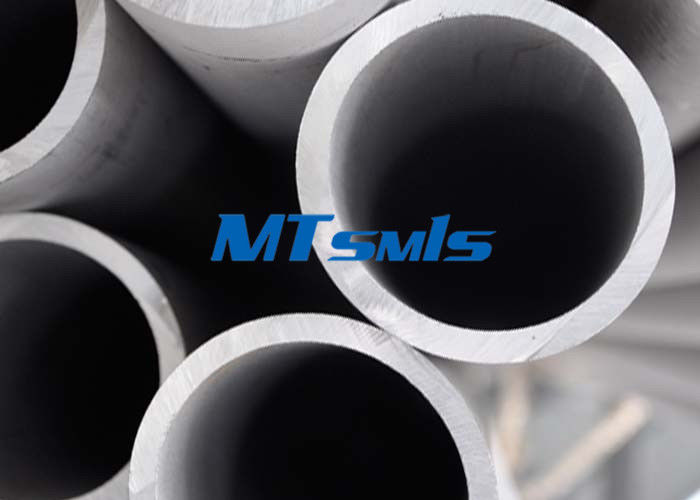 S31803 / SAF2205 Duplex Steel Pipe With Annealed & Pickled Surface supplier